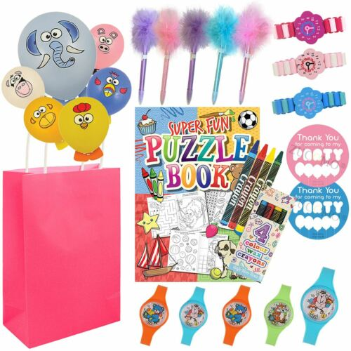 Pre Filled Kids Party Bags Luxury Party Loot Goody Bags Toys For Girls