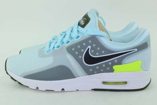 NIKE AIR MAX ZERO SI WOMAN SIZE 6.5 GLACIER blueE COMFORTABLE LIGHTWEIGHT