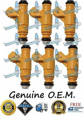 OEM Bosch 0280155900 Fuel Injector Set of 6 Ford Explorer Mercury Mountaineer
