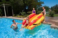 Poolmaster Aqua Launch Inflatable Slide 86233