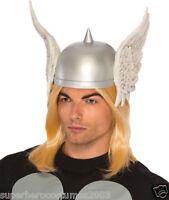 The Avengers Thor Adult Costume Helmet Marvel Comics Brand Rubie's 35668