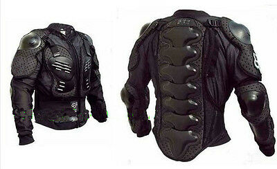 Men's Motorcycle Enduro Racing Armor Suits Guard Jacket Vest S M L XL XXL XXXL