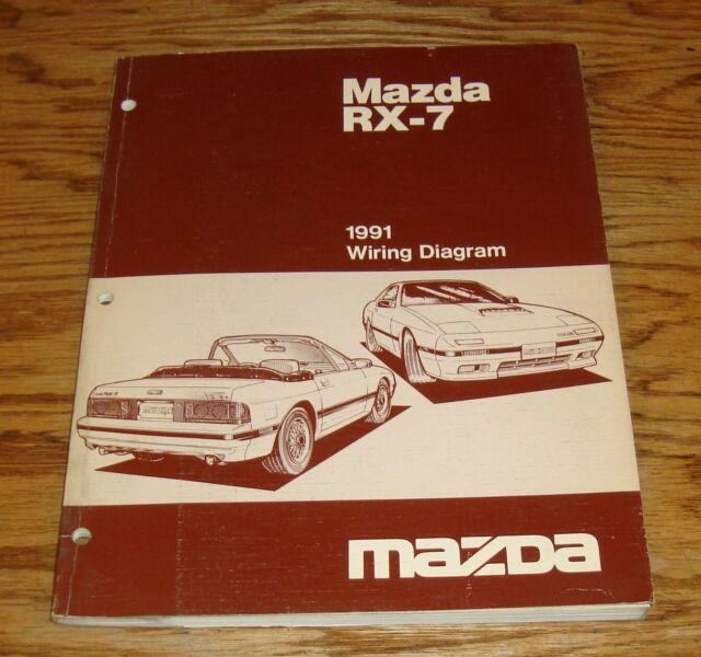 Original 1991 Mazda Rx