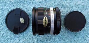 Soligor-28mm-f-2-8-Wideangle-Manual-Focus-Manual-Diaphragm-Lens-in-Canon-FL-Mt
