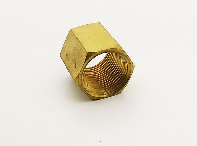 1//2 BSP to 3//4 BSP BRASS HEX FULLY THREADED STUD ROD CONNECTOR LONG NUT COUPLER