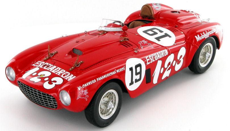 Ferrari 375 Plus Carrera Panamericana Panamericana Panamericana 1954  19 BBR 1 18 18004 b78979