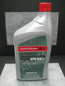Image Is Loading Honda Genuine Atf Dw 1 Automatic Transmission Fluid