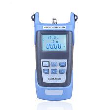 Handheld Optical Power Meter High Precision Optical Fiber Tester Optical