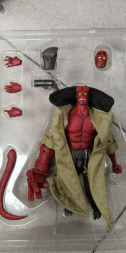 New Hellboy 1//12 Scale Action Figure Rise of the Blood Queen Boxed KO Ver
