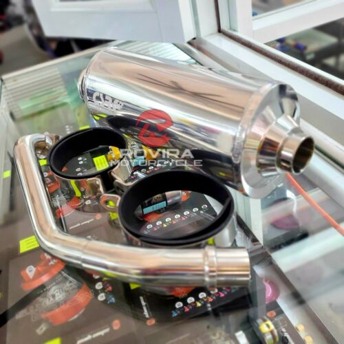 Scooter GY6 150cc High Performance exhaust Systems for Vento Scooters