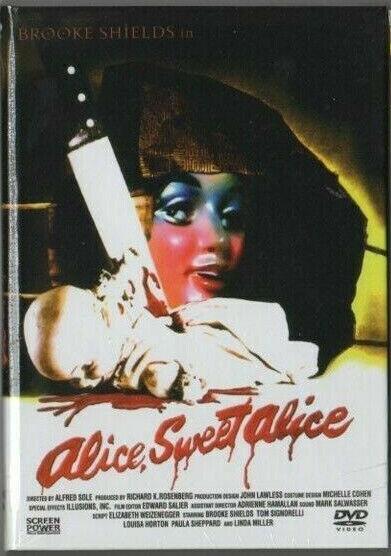 Alice, Sweet Alice (DVD) - Brooke Shields