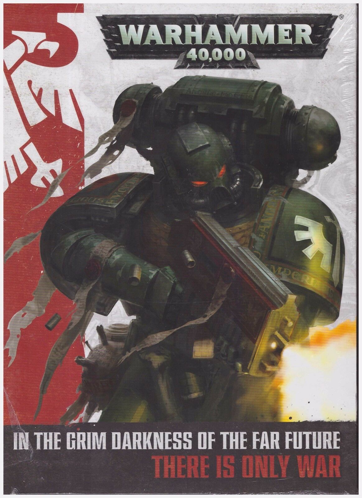 GW WARHAMMER 40K Warhammer 40,000 reglas (7th edición Estuche Set) Box Set SW