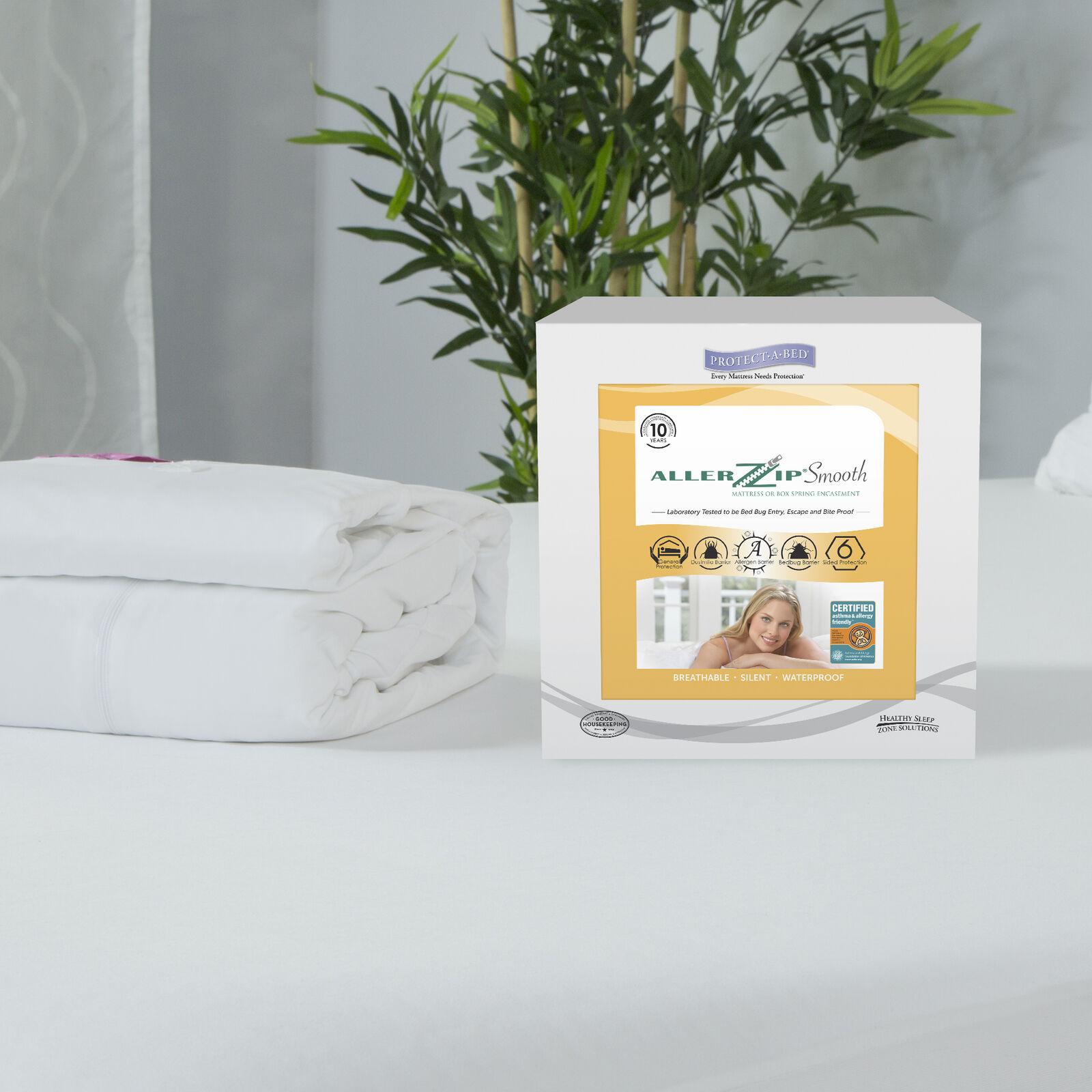 Protect A Bed de AllerZip Suave Protector de colchón protector de Bed Varios Tamaños e85e26