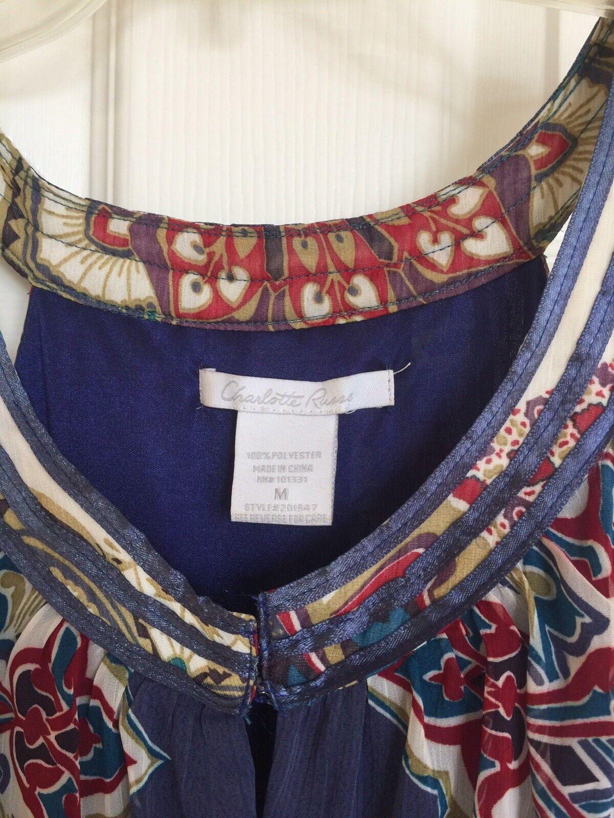 Women boho sleveless full lenght dress - image 4