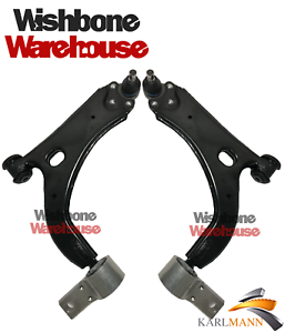Fits FORD FIESTA MK6 2002-2009 FRONT LOWER SUSPENSION CONTROL ARMS LEFT SIDE