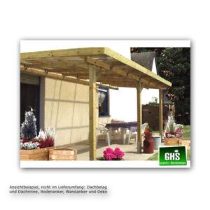 Uberdachung-Holzkonstruktion-5x3-m-als-Terrassendach-Vordach-oder-Unterstand