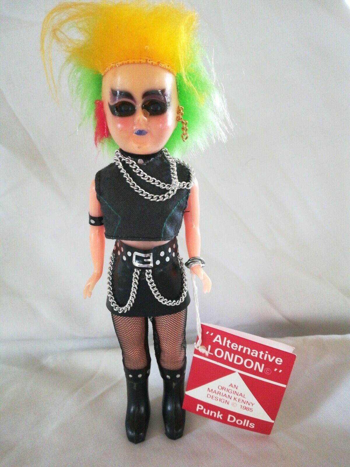 Alternative Punk Doll By Marian Kenny 1985