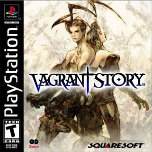 Vagrant-Story-PS1-Great-Condition-Fast-Shipping