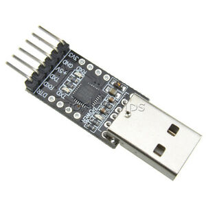 Replace-FT232-6Pin-USB-2-0-to-TTL-UART-Module-Serial-Converter-CP2102-STC