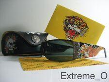 BRAND NEW ED HARDY SUNGLASSES EHS 009 TIGER BLACK