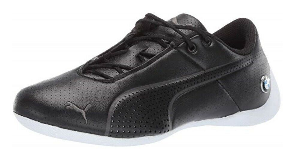 PUMA Men's BMW MMS Future Cat Ultra, Black SIZE 12