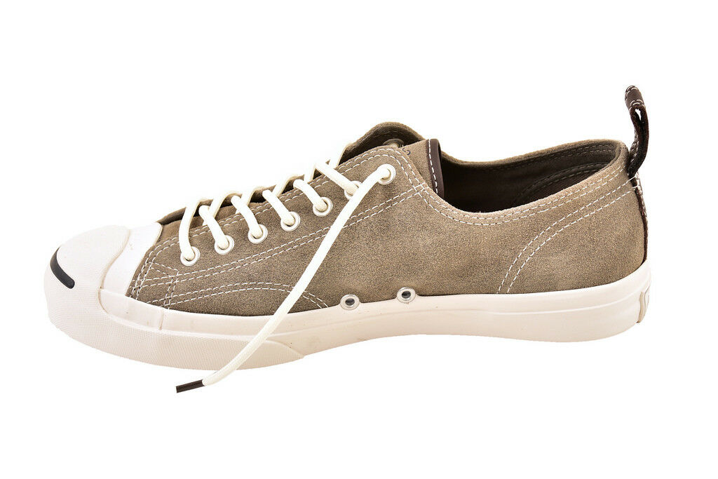 Converse Jack Purcell LTT Ox Leather Charcoal Umber Size Size Size UK 7    BCF811 5271f8