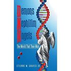 Demons Nephilim Angels Etienne M Graves Jr Trafford Hardback 9781490731759