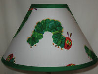 Very Hungry Caterpillar Fabric Children's Lamp Shade