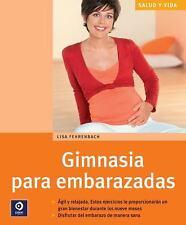 Gimnasia para embarazadas (Salud y Vida) (Spanish Edition)-ExLibrary