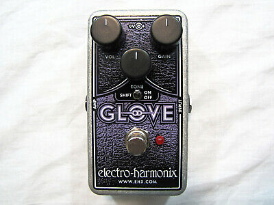 New Electro-Harmonix EHX OD Glove Nano Overdrive Distortion Effects Pedal
