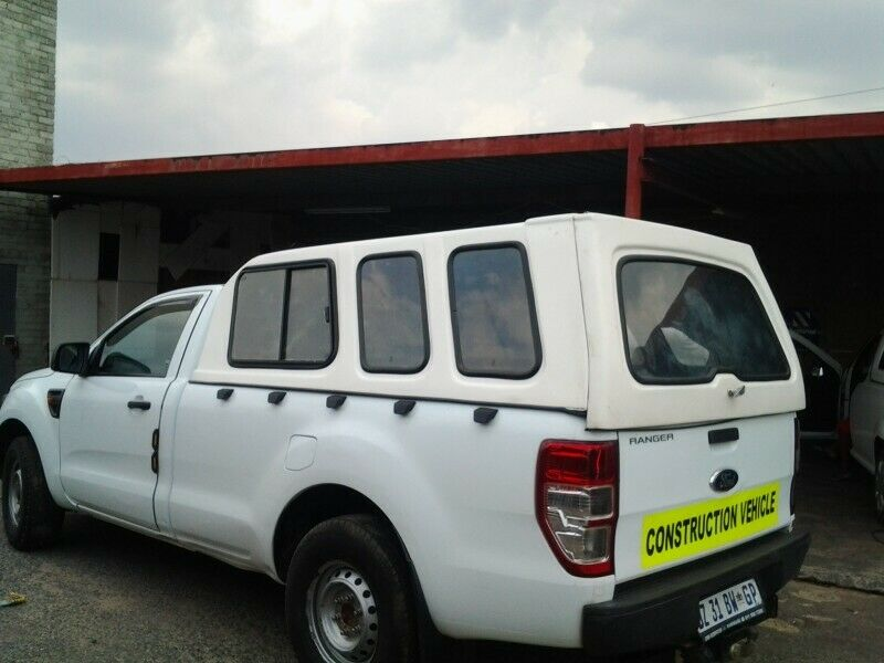 USED FORD RANGER T6 (2012-2019) LWB BAKKIE CANOPY FOR SALE!!!!!_
