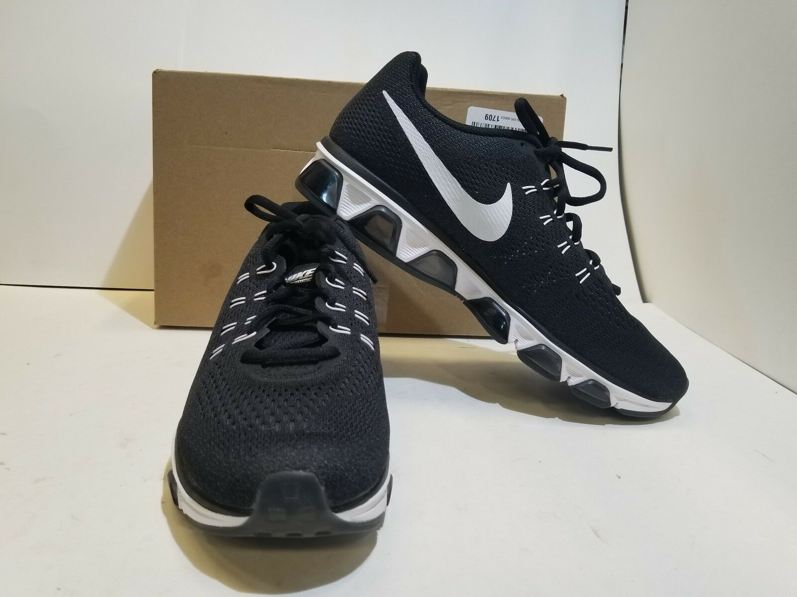 Nike Air Max Trailwind 8 donna US 11.5 nero 805942