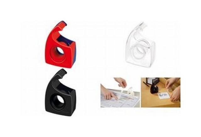 tesa Easy Cut Handabroller für Klebefilm 19 mm x 10 m