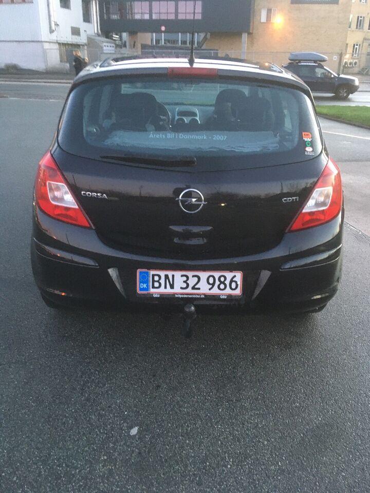 Opel Corsa, 1,3 CDTi 75 Enjoy, Diesel
