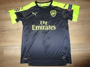 Alexis-Sanchez-7-arsenal-Soccer-Football-nike-Jersey-Youth-L-14-16-UK-11-12Y