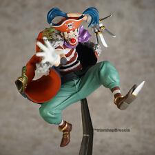 ONE PIECE - SCultures Buggy The Clown Bagy Pvc Figure Banpresto