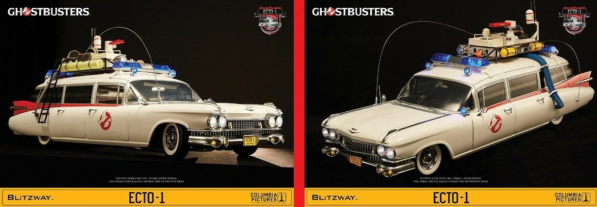 BLITZWAY – GHOSTBUSTERS – Ecto-1 – – – Masterpiece Series 1:6 Scale - PREORDER!! a93cd6