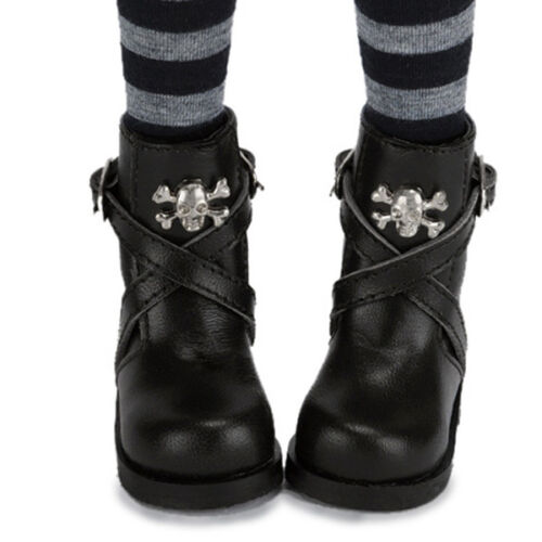 Dollmore 14 BJD NEW MSD Trouper Boots Black