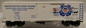 US-COAST-GUARD-Boxcar-NEW-RMT-Ready-Made-Trains-2019-MTH-Lionel