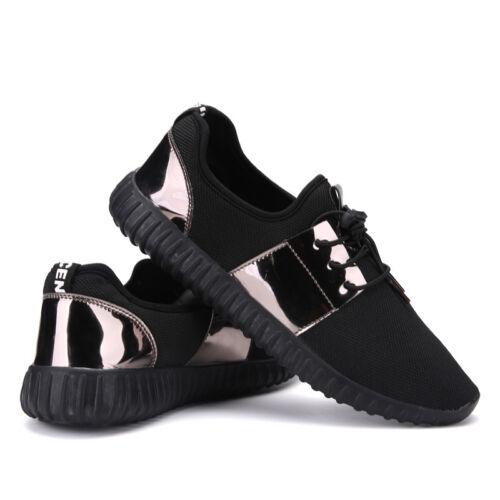 Herren Damen Sneaker Sportschuhe Turnschuhe Laufschuhe Schnürschuhe Running Boot