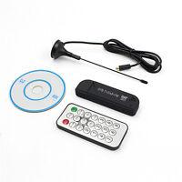 Digital USB TV FM+DAB DVB-T FC0013+RTL2832U Chip Support SDR Tuner Receiver 5t