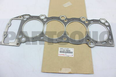 TOYOTA 1111575031 GENUINE OEM HEAD GASKET