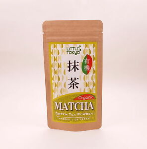 JAPANESE ORGANIC MATCHA GREEN TEA POWDER 40g/200g