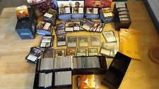 Fat Pack Bundle Storage Box + Collection 500+ MtG Magic Cards Commons Uncommons