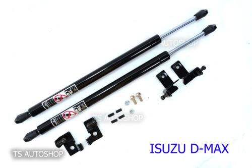 HOOD BONNET SHOCK UP LIFT LIFTER STRUTS FIT ISUZU D-MAX V-CROSS 4X4 2012-2016