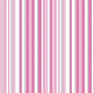 White Silver Pink Stripe Stripes Wallpaper Girls Bedroom Wallpaper Debona 10004 3294270100042 Ebay