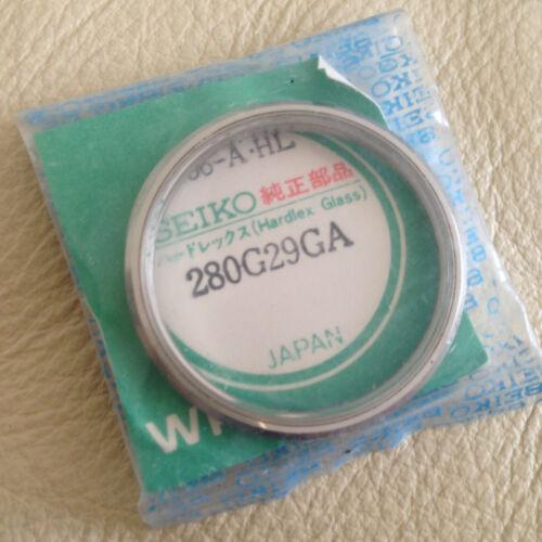 Seiko Elnix 0703-7110 Crystal Genuine Seiko Nos