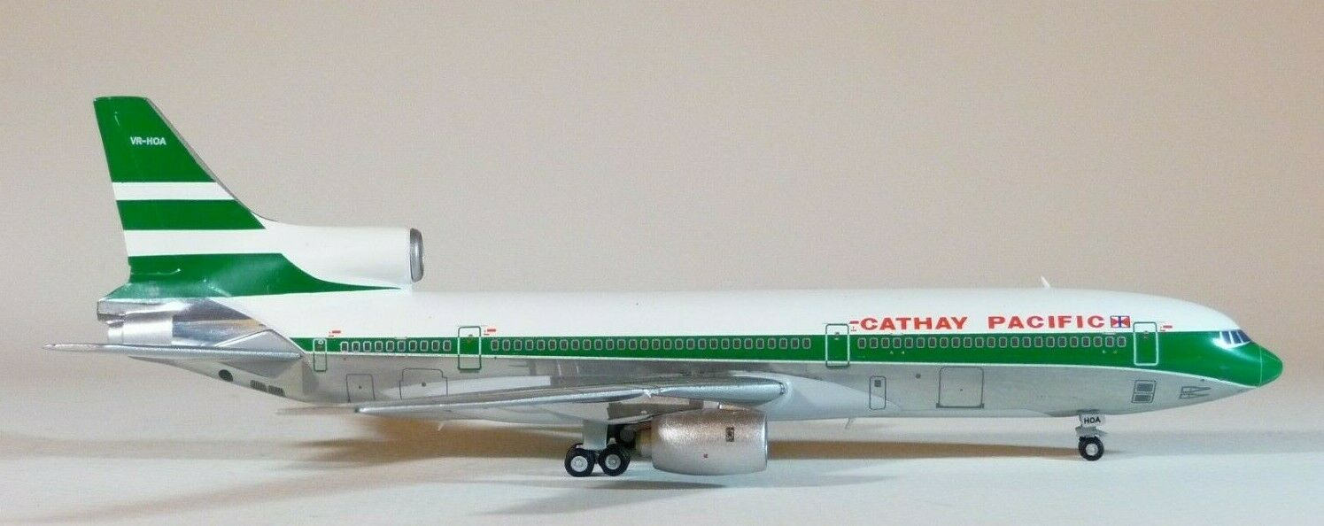 1 400 JC Wings Cathay Pacific L-1011-100