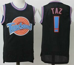 tune squad jersey taz