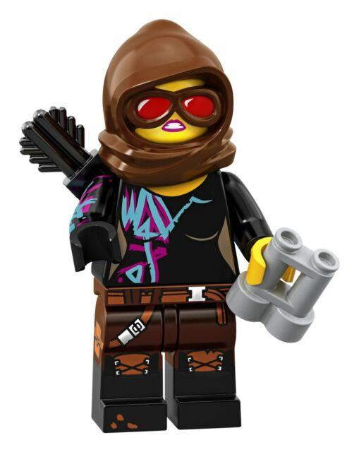 LEGO Movie 2 CMF Series #2 Battle-Ready Lucy, Brand New